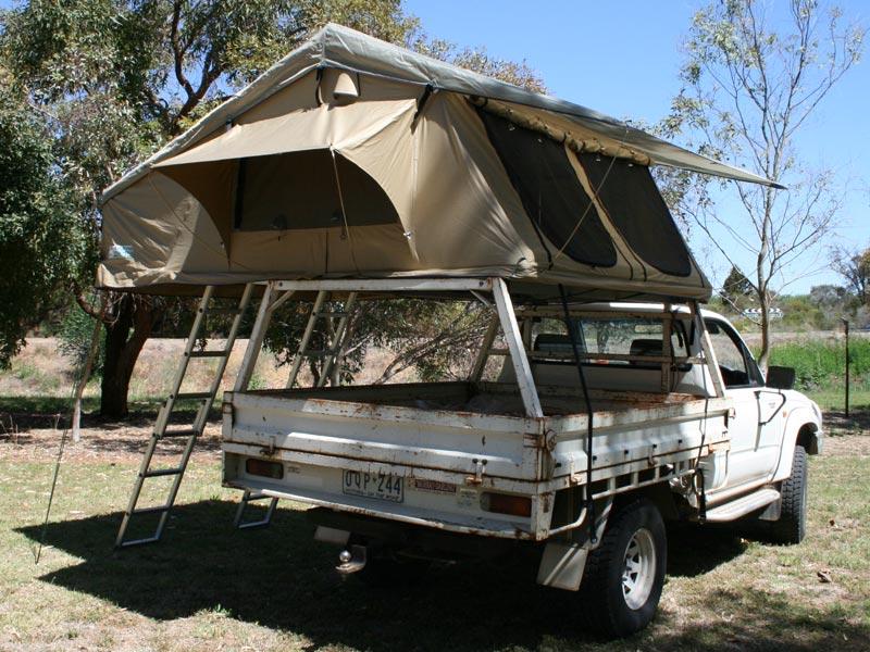 Roof Top Tents 4p Skyview By Kulkyne