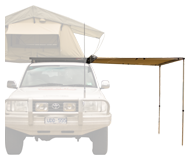 4WD Awnings, side awnings for your 4WD
