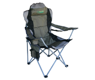 Soft Arm camping chair, by Kulkyne