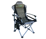 Deluxe camping chair by Kulkyne